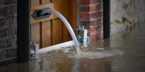 Top 5 Ways to Prevent Water Damage, Philadelphia, Pennsylvania