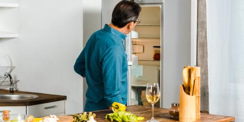 3 Reasons Your Refrigerator Smells, Morning Star, North Carolina