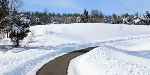 Why Asphalt Is the Best Surface for Winter Weather, Wasilla, Alaska