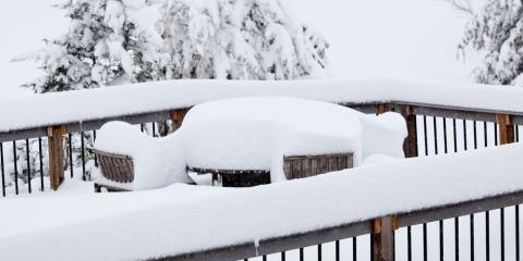 Door & Deck Restoration Professionals Explain How to Prepare for Winter, Brooklyn, New York