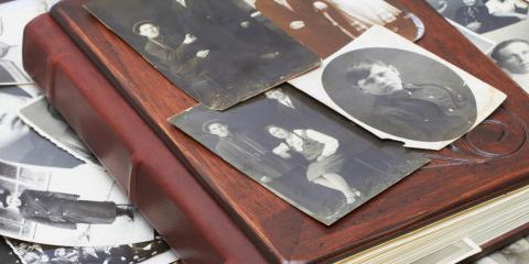 3 Photo Preservation Tips from OK's Best Funeral Home, Wagoner, Oklahoma