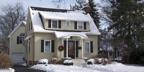 3 Winter Roof Issues to Look For, Fairfield, Ohio