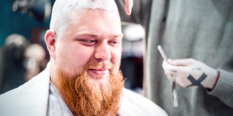 3 Stylish Beard Styles for Bald Men, ,