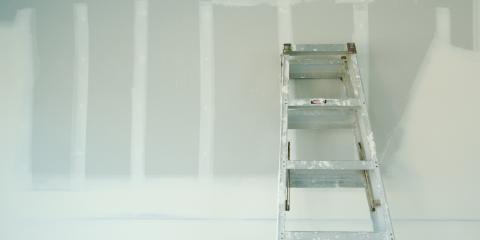 Top 4 Benefits of Using Drywall, Perinton, New York