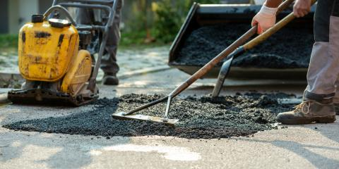 What Are the Best Temperatures for Asphalt Installations?, Cohocton, New York