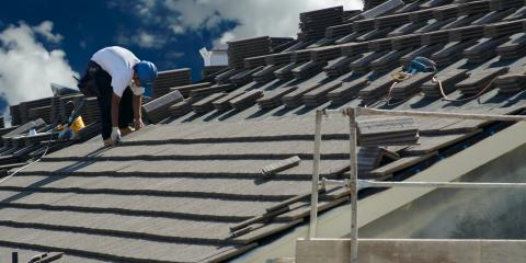 3 Types of Roofing Systems, Lebanon, Ohio