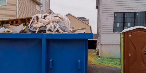3 Ways a Roll Off Dumpster Benefits Your Remodeling Project, Batavia, Ohio