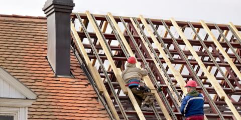 4 Signs Your Home Needs a New Roof, Concord, North Carolina