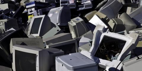 4 Effects of Not Recycling Computers, Harrison, Arkansas