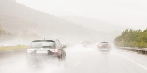3 Tips for Driving in the Rain From a Collision Repair Center , St. Charles, Missouri