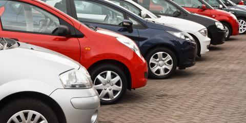 Why the Color of Your Car Matters, East Rochester, New York
