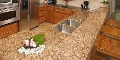 Do's & Dont's of Maintaining Granite Countertops, Honolulu, Hawaii