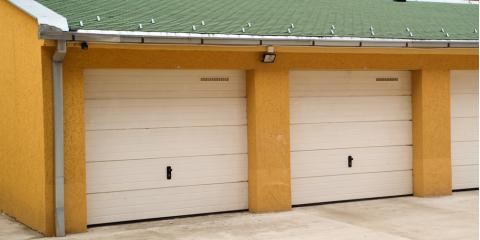 3 Common Issues With Garage Doors, Lexington-Fayette, Kentucky