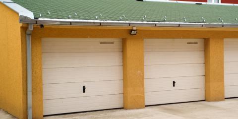 3 Common Reasons for a Broken Garage Door, Greece, New York