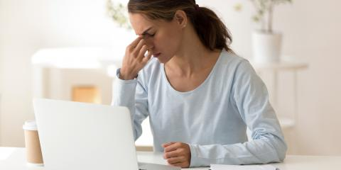 4 Tips for Reducing Eye Strain from Computers, Waukesha, Wisconsin