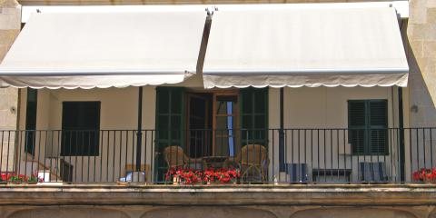 3 Tips to Protect Your Fabric Awnings During Winter, Rochester, New York