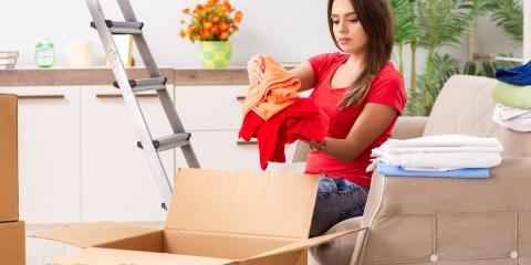 4 Tips for Packing Clothing for a Move, Cincinnati, Ohio