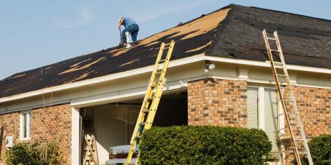 5 Warning Signs You Need Roof Repairs, Richmond, Kentucky