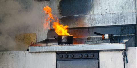 Do's & Don'ts When It Comes to Kitchen Grease Fires, Kalispell, Montana