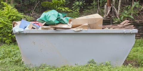 3 Ways a Dumpster Rental Helps During a Move, Lincoln, Nebraska
