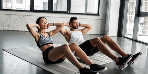 3 Workouts That Will Boost Core Strength, ,