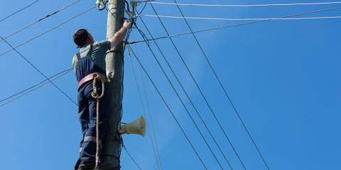3 Signs You Need a New Utility Pole , Port Orchard, Washington
