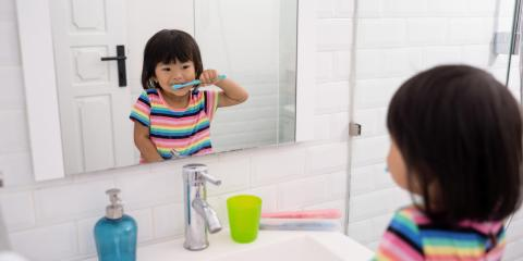How Fluoride Benefits Children, Honolulu, Hawaii