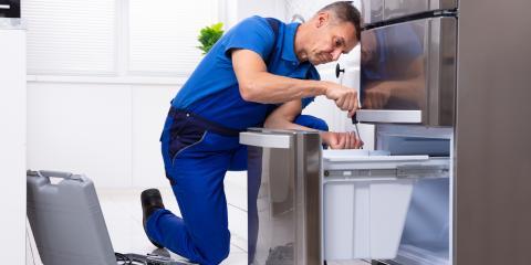 3 Signs Your Freezer Isn't Working, Delhi, Ohio