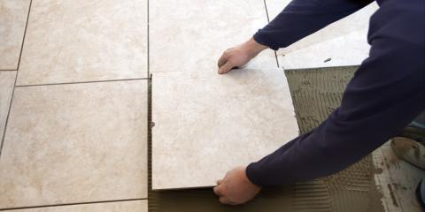 Anchorage Ceramic Tile Installer Lists 5 Bathroom Flooring Options, Anchorage, Alaska