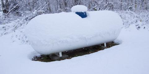 How to Keep Your Propane Tank From Freezing In the Winter, Waterbury, Connecticut