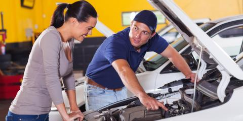 Why You Should Visit Jack Kain Ford's Quick Lane® Service Center, Versailles, Kentucky