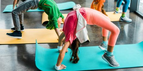 4 Benefits of Gymnastics for Kids, St. Peters, Missouri