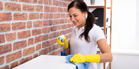 How Hiring a Professional Cleaning Service Reduces Stress, Colfax, North Carolina