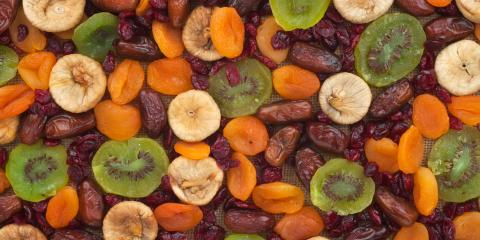 What are the Health Benefits of Dried Fruit?, Byron, Wisconsin