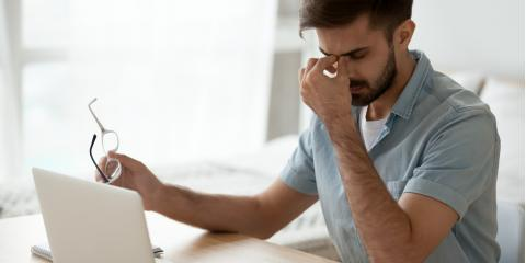 3 Tips to Reduce Eye Strain from Digital Devices, High Point, North Carolina
