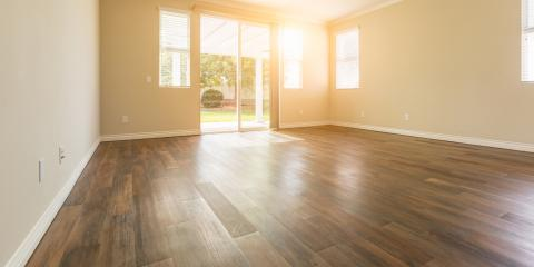 The Difference Between Laminate & Hardwood Flooring, Webster, New York