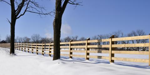 3 Benefits of Wood Fencing, Kenai, Alaska