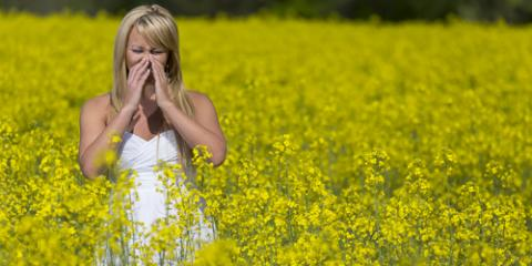 3 Tips for Staying Healthy During Allergy Season, Mukwonago, Wisconsin