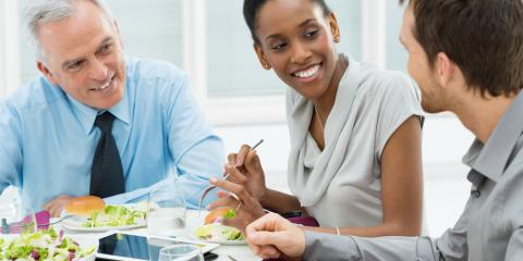 4 Catering Order Tips for Office Lunches, Andrews North, Texas