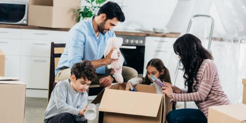 3 Ways to Help Your Kids Prepare for Moving, Ewa, Hawaii