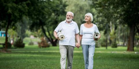 3 Reasons Seniors Should Spend More Time Outside, Greece, New York