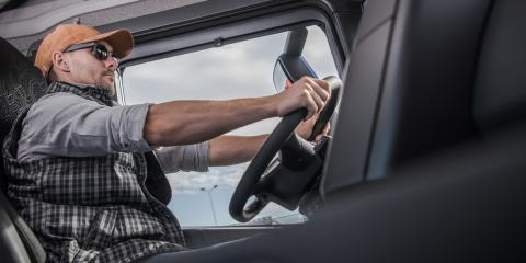 A Guide to Liability in Commercial Truck Accidents, Cincinnati, Ohio