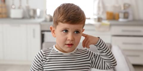 Can a Chiropractor Help Your Child's Ear Infection?, High Point, North Carolina