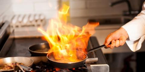 5 Ways to Avoid Starting Kitchen Fires, Sparta, Wisconsin