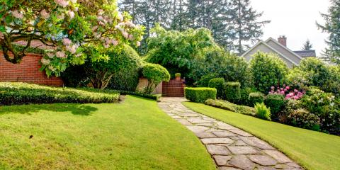 How to Design a Garden Path Through Your Landscaping, Cromwell, Connecticut