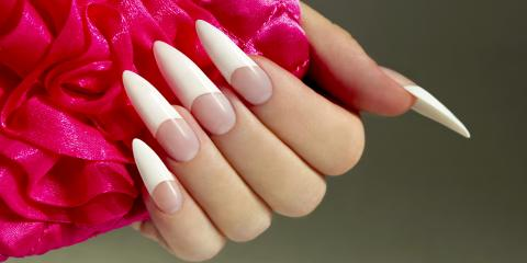 The Top 5 Trendy Nail Shapes This Year, Boston, Massachusetts