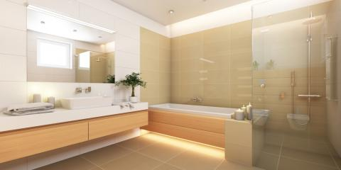 Glass Company Compares Framed & Frameless Shower Doors, Greenvale, Minnesota