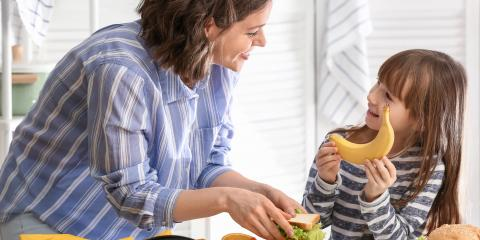 How to Prepare a Mouth-Healthy Lunch for Your Child, Anchorage, Alaska