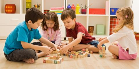 Child Care Professionals List 3 Reasons Playtime Is Healthy, Lexington-Fayette, Kentucky