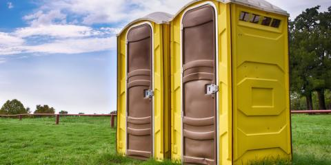 Why Fancy Port-a-Potties Are Perfect for Your Next Event, Wellston, Ohio
